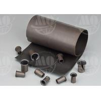 Wholesale Anti - Wear Oil Free Bushing With PTFE / Steel Backed Bronze Bushing from china suppliers