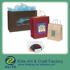 paper bag/ paper shopping bag/ kraft paper bag/ paper packing bag