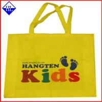 Wholesale Multi Colored Printed Non Woven Polypropylene Tote Bags , Shopping Grocery Bags from china suppliers