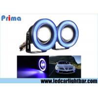 Wholesale 3.5 Inch Projector Led Fog Lights , Halo Angel Eye Rings Car Fog Lamps from china suppliers