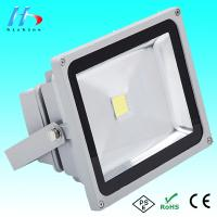 Wholesale IP65 30W - 50W 90 --100Lm / W Solar Outdoor LED Flood Light With CE RoHS from china suppliers