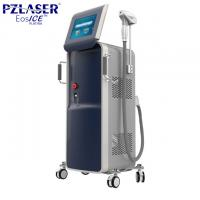 Wholesale Skin Tightening 808 Laser Hair Removal Device , Home Laser Hair Reduction Machine from china suppliers
