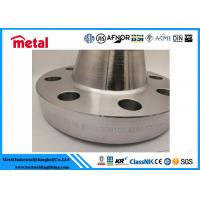 Wholesale Stainless Steel RF Alloy Steel Flanges Welding Neck A182 321H Forged Fatigue Resistance from china suppliers