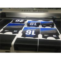 Wholesale JHX - 180100S Cnc Laser Cutting Machine For Sublimation Printed Athletic Apparel from china suppliers