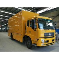 Wholesale 400 / 440V 300 kW Truck Mounted Generator Sets 6 Cylinder With 2 * 200AH Battery from china suppliers