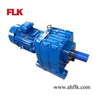 R87 series helical gear electric motor speed reducer gear for Speed reducers for electric motors