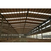 Wholesale Hot-dip Galvanized Prefabricated Warehouse Steel Structure Building from china suppliers
