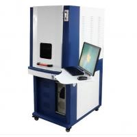 Wholesale 300*300mm fiber laser marking machine 1 MJ less than 600W AC220V/50HZ from china suppliers