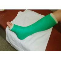 Wholesale Green Sport Strapping Waterproof Medical Tape Removable , 10.0cmx 360cm from china suppliers