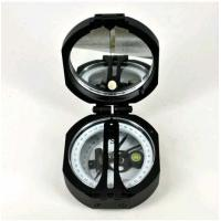 Wholesale Black Survey Instruments' Accessories Geology Metal Compass With Mirror from china suppliers