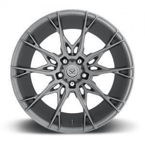 Chinese fatory customized 1 piece forged monoblock aluminum wheels rims for Audi