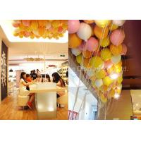 Quality Store Ceiling Hanging Fiberglass Balloons Environmental Friendly Materials for sale