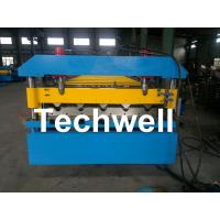 Wholesale Iron Metal Roof Sheet Roll Forming Machine With Manual Or Hydraulic Uncoiler from china suppliers