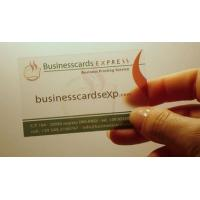 Wholesale business card plastic from china suppliers