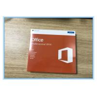 Wholesale English Language Microsoft Office Professional 2016 Product Key For Windows System from china suppliers