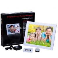 China OEM ODM service souvenir wifi touch android 10 inch digital photo frame support video loop play on sale