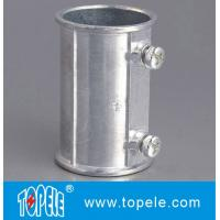 Buy cheap EMT Set Screw Coupling, Zinc / Aluminum , Electrical Conduit Fittings Zinc from wholesalers