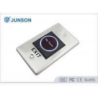 Buy cheap USA Type infrared touch free door release Sensor exit button (no touch) from wholesalers