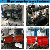 Wholesale Best factory price resin transfer molding machine for current transformer from china suppliers