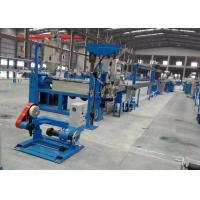 Wholesale Low Smoke Halogen Free Cable Production Machines XLPE Extrusion Line Low Noise from china suppliers