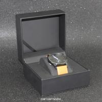 Buy cheap Black Classic Watch Storage Box , Personalized Watch Case CE SGS Listed from wholesalers