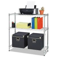 "Wholesale 5"" D X 12"" W X 14"" H Chrome Finish Commercial Wire Shelving 45kg Each Layer Shelf from china suppliers"