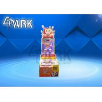 Wholesale Epark Bowling Slam Dunk Single Player Coin Operated Arcade Machines Music App Vivid Colour For Kids from china suppliers