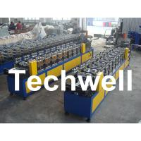 Wholesale 0.4 - 1.0mm Thickness 0 - 15m/min Speed C Stud Roll Forming Machine For Light Steel Keel from china suppliers