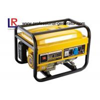 Wholesale Single Cylinder 3kVA Home Gasoline Generators with Four Stroke OHV Petrol Engine from china suppliers