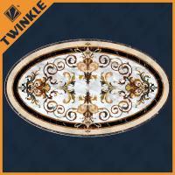 mosaic marble floor medallions custom for wall decorative 98238092