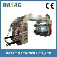 Wholesale High Speed POS Paper Printing Machine,Money Roll Flexo Printing Machinery from china suppliers