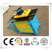 China Heavy Wind Tower Production Line Sheet Pittsburgh Lock Machine Lock Forming Machine on sale