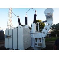 China Three Phase Power Distribution Transformer With High Insulation Level on sale