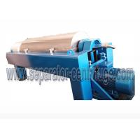 China Model PDCS Auto Continuous Decanter Centrifuges 3 Phase Coal Tar on sale