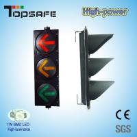 "Wholesale 300mm (12"") High Flux Traffic Signals with 3 Left-Turn Arrows (TP-FX300-3-303-HP) from china suppliers"