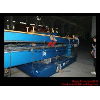Movable Welding Center Column And Boom for Pipe Cycle Welding Line