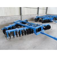 Wholesale agricultural machinery/disc harrow/1BJ-4.4 Mid-size disc harrow from china suppliers