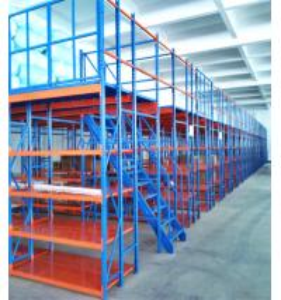 China Hight quality heavy duty pallet racks supported mezzanines floors warehouse multi-level attic shelf on sale