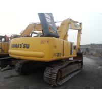 Wholesale Made in japan Used KOMATSU PC200-6 Excavator from china suppliers