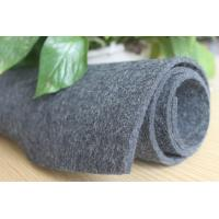 Wholesale 2mm, 3mm, 5mm Grey 100% Wool Felt for Sauna hat, Bag, Industry, and shoes from china suppliers