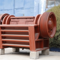 Wholesale Mining Ore 250x400mm 250x500mm Stone Jaw Crusher Machine from china suppliers