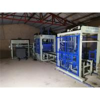 Wholesale QTY6-15 Automatic PLC Controlled Construction Dust Interlocking Brick Block Making Machine Price List In Sri Lanka from china suppliers