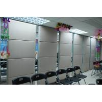 Wholesale Space Saving Easy Installation Folding and Operable Soundproof Partition Walls for Meeting Room from china suppliers