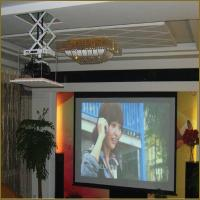 Wholesale Cynthia Adjustment Height Tubular Motor Motorized Projector Lift With Remote Control from china suppliers