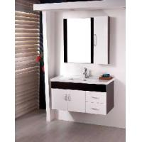 Wholesale Bathroom Cabinet / PVC Bathroom Cabinet (W-136) from china suppliers