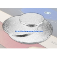 Wholesale Food Grade Factory Directly Sell Cake Boards Round White  Paper 6/8/10/12/14 Inch  Mat Cake Tray from china suppliers