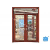 China Decorative Sliding Glass Door Privacy Sound Proof Rectangle Square Glass on sale