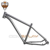 Wholesale Super Light 27.5 Mtb Frame Titanium Mountain Bike Frame Corrosion Resistance from china suppliers