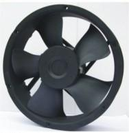 Round Explosion Proof 6.7 Inch 220V Brushles EC Axial Fan 172mm x 51mm