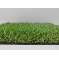 Wholesale Waterproof Artificial Grass Outdoor Carpet , Smooth Beautiful Pet Friendly Artificial Grass from china suppliers